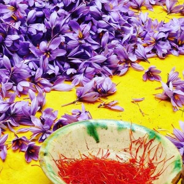 Saffron for all